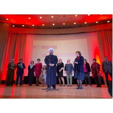 Представители СМР приняли участие в Форуме-Фестивале «Семья в многонациональной России»