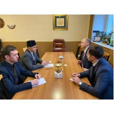 Встреча с Советником Посольства Турции в РФ